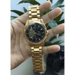 Đồng hồ cơ đồng hồ cơ nam đồng hồ cơ [ĐƯỢC KIỂM HÀNG] - 31001014 thumbnail