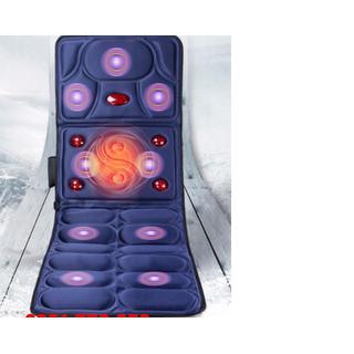 Đệm massage toàn thân - đệm massage nhiệt - Đệm massage toàn thân thumbnail