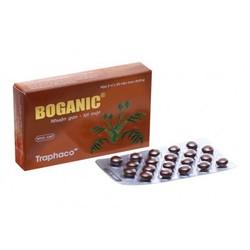 Hỗ trợ thanh nhiệt, giải độc, tăng cường chức năng gan - Boganic,  sản phẩm của dược phẩm Traphaco ( Hộp 100 viên nén bao đường)