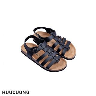 Sandal chiến binh đen - 2160 thumbnail
