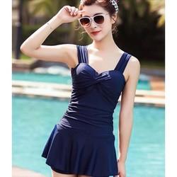 Váy Đi Biển Đồ Bơi Nữ 1 Mảnh