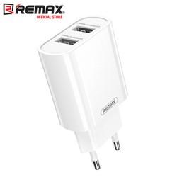 Cốc sạc đa năng Remax RP-U35 tích hợp 2 cổng USB max 2.1A