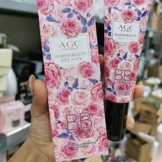 Kem nền BB Cream AGC chiết xuất tinh dầu hoa hồng 50ml Hàn quốc - kem nền BB thumbnail