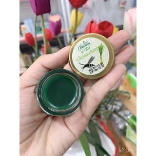 Dầu đuổi muỗi an toàn cho bé Thái Lan Green Herb - 324 thumbnail