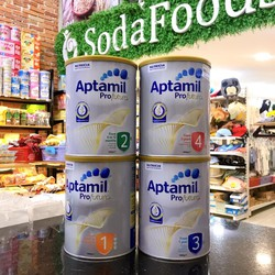 Sữa Aptamil Úc Chính Hãng