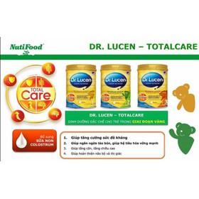 SỮA DR LUCEN STEP 1,2,3 900G- XEM HÀNG - DR LUCEN