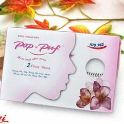 Bông tẩy trang Pop Puf
