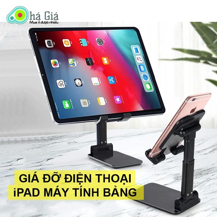 Giá đỡ điện thoại, ipad, máy tính bảng