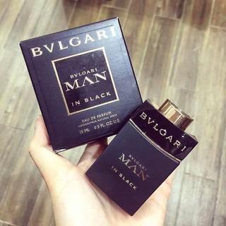 Nước hoa Bvlgari Man In Black EDP 15ml Dạng xịt (Tách Set) - Bvlgari Man In Black EDP 15ml Dạng xịt thumbnail