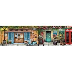 Tranh dán tường 3D trang trí quán trà sữa, trà chanh , ăn vặt, cafe in khổ lớn lh 0367199384