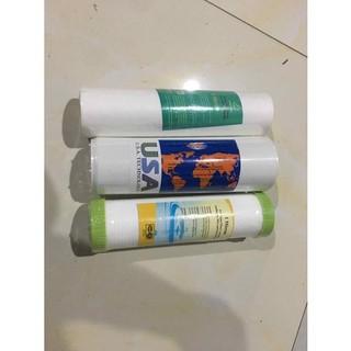 bộ 3 quả lọc nước số 1-2-3 chính hãng - QLN thumbnail