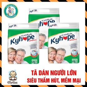 COMBO 3 tả dán Kyhope size M, L/XL 10 miếng x 3 bịch - DAN KYHOPE