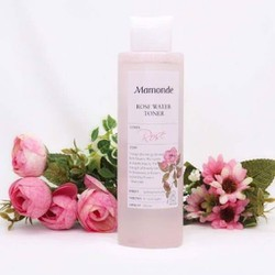 Nước Hoa Hồng Mamonde Rose Water Toner 250ml