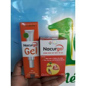 Combo nacurgo trị mụn và thâm sẹo - combo nacurgo