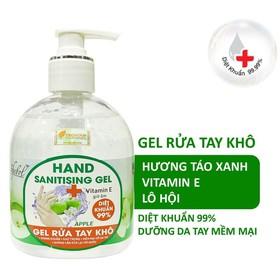 Gel rửa tay khô Thebol (450ml) chuẩn GMP - 195