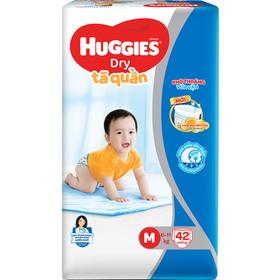 [FreeShip] Tã Quần Huggies Dry Pants Jumbo M42- L38- XL34- XXL30 - QUần Đại Huggies