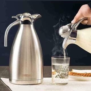 Bình giữ nhiệt inox loại 2 lít cực sang trọng - FS98 thumbnail