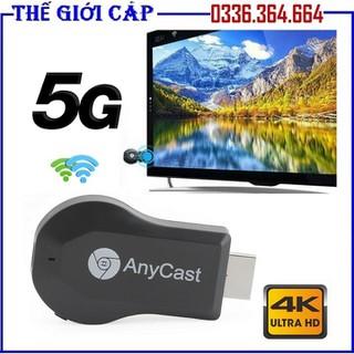 Thiết bị phát tín hiệu HDMI không dây Anycast M100 kết nối 2.4G 5G - Anycast M100 5G thumbnail
