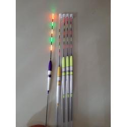 phao điện câu đêm dài 35cm