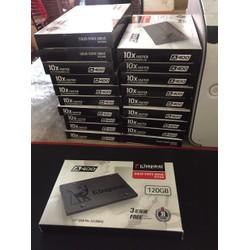 Ổ cứng SSD 120GB Kingston. A400 120GB 2.5 inch SATA3 (Đọc 500MB/s - Ghi 320MB/s) - (SA400S37/120G)