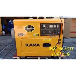 Mua máy phát điện chạy dầu Kama KDE6500TN mẫu mới 2020 ở đâu rẻ