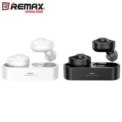 Tai nghe Bluetooth True Wireless Remax TWS-21 kèm dock sạc