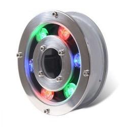 Đèn âm nước bánh xe 6w đổi màu