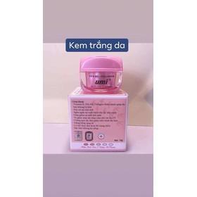 kem umi trắng da tinh khiết , vitamine - kem umi hồng