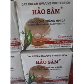 kem hảo sâm dưỡng trắng mịn da ban ngày - kem hảo sâm ban ngày