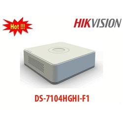 Đầu ghi Hikvision DS-7104HGHI -F1 4 kênh HÀNG CHÍNH HÃNG [ĐƯỢC KIỂM HÀNG] [ĐƯỢC KIỂM HÀNG]