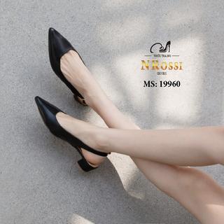 [Bigsize] Giày cao gót nữ size ngoại cỡ 43 44 NRossi 19960 - NRossi 19960 thumbnail