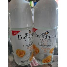lăn khử mùi trắng da enchanteur màu vàng - lăn enchanteur trắng sữa
