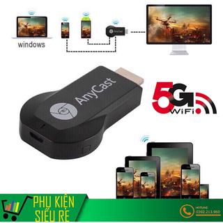 Thiết Bị Kết nối HDMI Không Dây 2.4G 5G Từ Mobile, Tablet, Laptop ra Tivi 4K Anycast M100 Plus - Anycast M100 Plus thumbnail