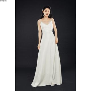 Đầm cưới 2 dây cúp ngực ren - 20Again - L119N-DDA2612 thumbnail