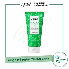 Sữa rửa mặt rau má Gilla8 - CICA PENTA CLEANSING FOAM 150ML - 0006