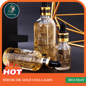 [Tặng 15k phí vận chuyển] Serum 24k gold colllagen 150ml - serum24kgoldcolllagen