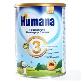 Sữa Humana Gold số 3, 800g - 4031244784049