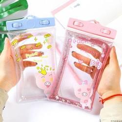 [Mua 2 freeship]Combo 2 túi chống nước cho điện thoại có phao xung quanh