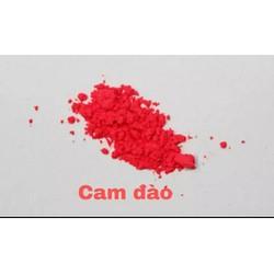Màu Khoáng Cam ĐàoLì 1G - Màu Khoáng Mỹ - Nguyên Liệu Làm Son và Mỹ Phẩm Handmade