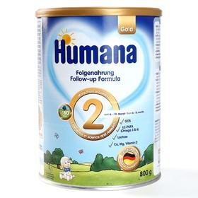 Sữa Humana Gold số 2 800g - 4031244784032