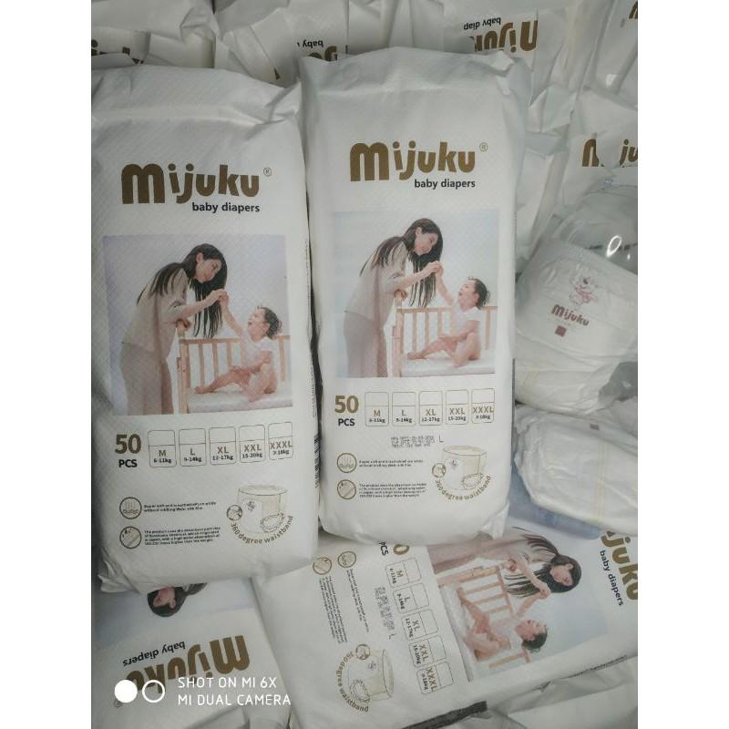 COMBO BỈM MIJUKU size M/100 L/100 XL/100 – 1001