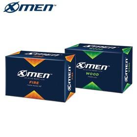 Combo 2 Xà bông cục X-men Fire và Wood (90g) - 307