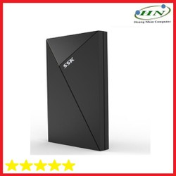 Hộp Đựng Ổ Cứng HDD BOX SATA 2.5 USB 3.0 SSK (SHE-088)