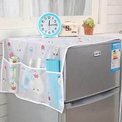 [Hỗ trợ PVC] Tấm Phủ Tủ Lạnh - Lò Vi Sóng Chống Thấm - Chống bụi