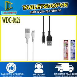 Cáp sạc iphone ipad WDC-042i