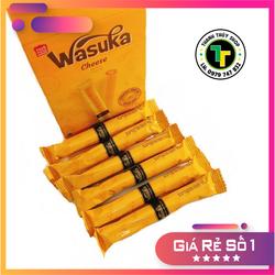 Bánh quế hiệu Wasuka đến từ Indonesia nhân phô mai ngon hảo hạng loại 240g