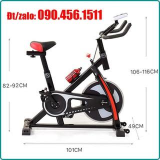 xe đạp tập thể dục tại nhà - xe đạp tập thể dục tại nhà thumbnail