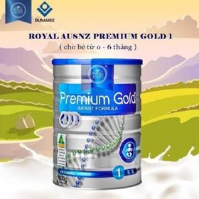 [KÈM QUÀ-ĐC XEM HÀNG] Sữa Hoàng Gia Úc Premium Gold 1- 900g - SB_HOÀNG GIA 1