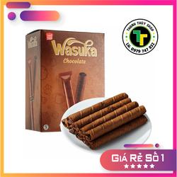 Bánh quế hiệu Wasuka đến từ Indonesia nhân socola ngon hảo hạng loại 240g