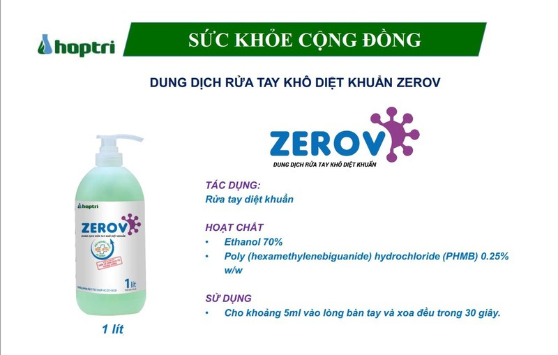 Dung dịch sát khuẩn khử trùng chuyên dụng Protex C 1000ml - protex002 1